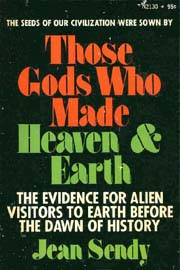 Download Those Gods Who Made Heaven & Earth (1969) by Jean Sendy