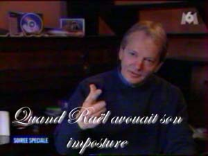Rael's childhood friend 'Roland Chevaleyre' interview (French). Click below on file1 and file2.