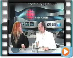CBC Interview in 2003