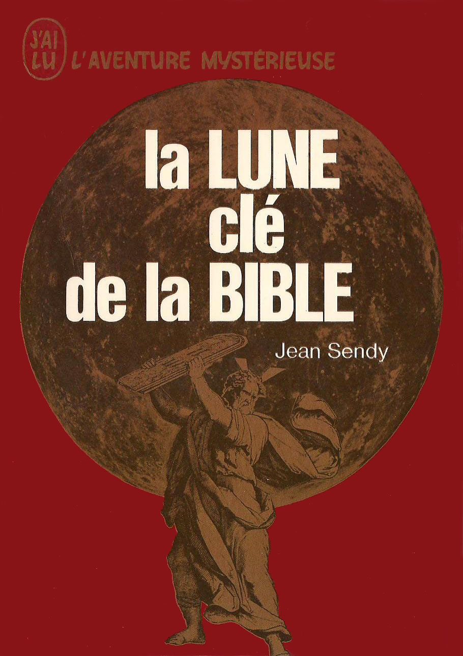 La Lune Cle de la Bible (front) by Jean Sendy (1968)